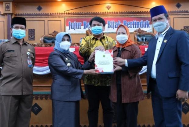 Mantan Presiden Mahasiswa Unri Diusulkan sebagai Calon Wakil Wali Kota Tanjungpinang