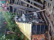 jembatan-di-kuok-kampar-roboh-colt-diesel-terjun-bebas