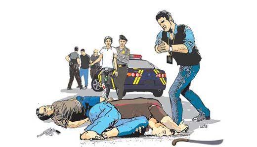 Berikut 3 Teratas Kabupaten dan Kota di Riau yang Paling Rawan Kejahatan Selama Setahun